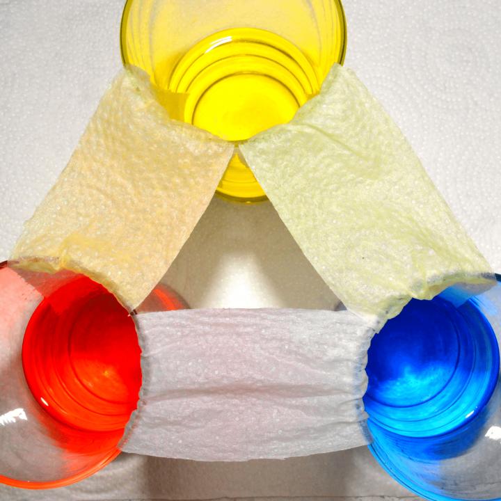 color rainbow experiment