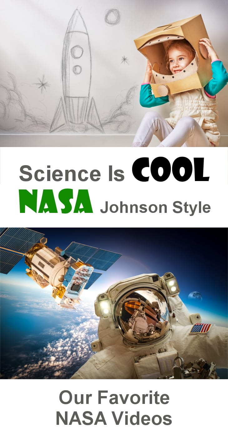 Science is cool and favorite NASA videos
