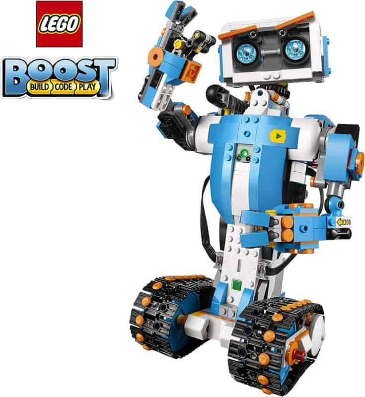 LEGO Boost Creative Toolbox 17101 Fun Robot Building Set and Educational Coding Kit