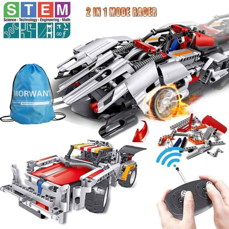 Remote Control Racer Learning Kit