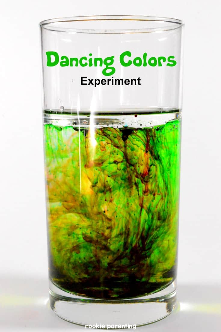 Dancing Color | Brownian Motion And Diffusion Examples