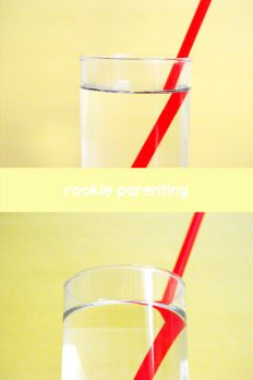 Refraction Optical Illusions