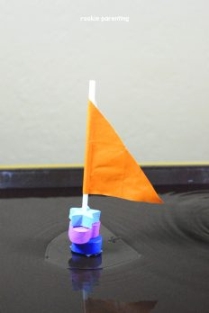 Soap Powered Boat – Simple Experiment – STEM