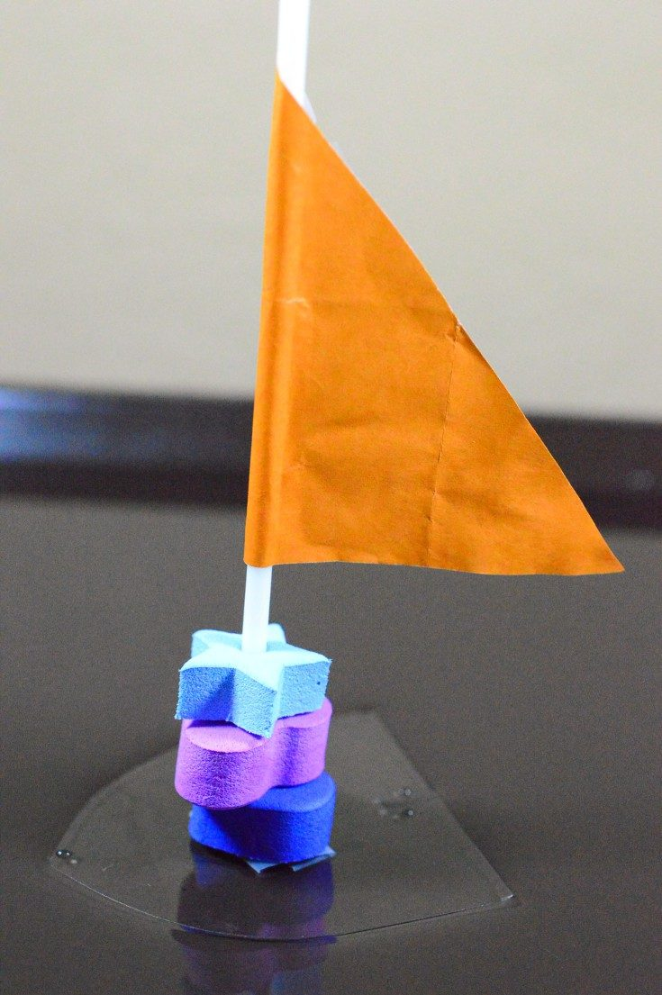 Make a Floating Boat Out of Paper : 4 Steps - Instructables | 1105x735