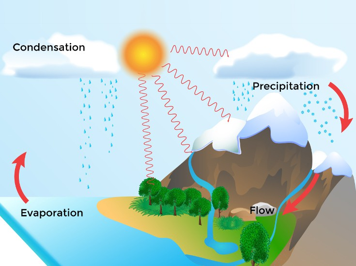 water cycle images Water Cycle